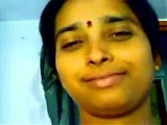 Telugu aunty with EX-boyfriend