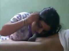 Tamil aunty blowjob