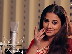 Vidya Balan, hot face exercises